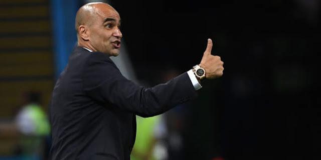 Nama Roberto Martinez Masuk Daftar Bursa Transfer Manajer Baru Real Madrid Menggantikan Julen Lopetegui