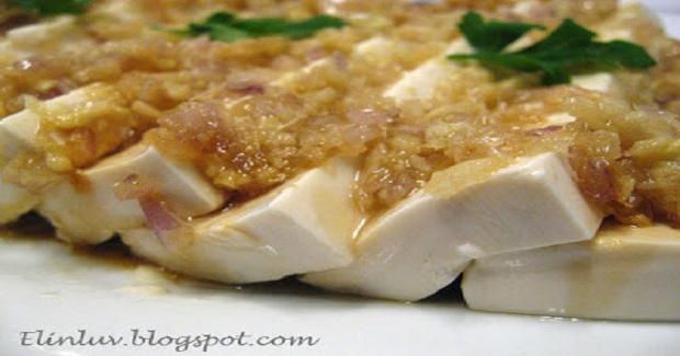 Chilled Tofu Recipe