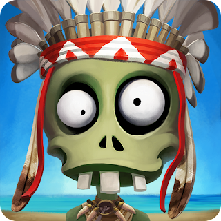 Halo teman para penggemar game android mod Zombie Castaways v2.19 Mod Apk (Unlimited Money)