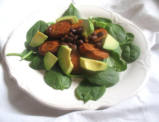 Azuki Bean Salad