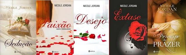 Livros da autora Nicole Jordan