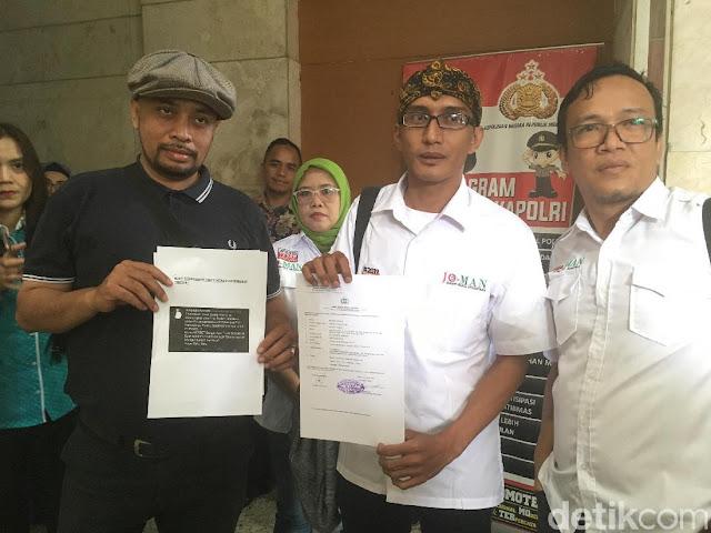 Jokowi Mania Polisikan Tengku Zul soal Cuitan 'Surat Suara Tercoblos'