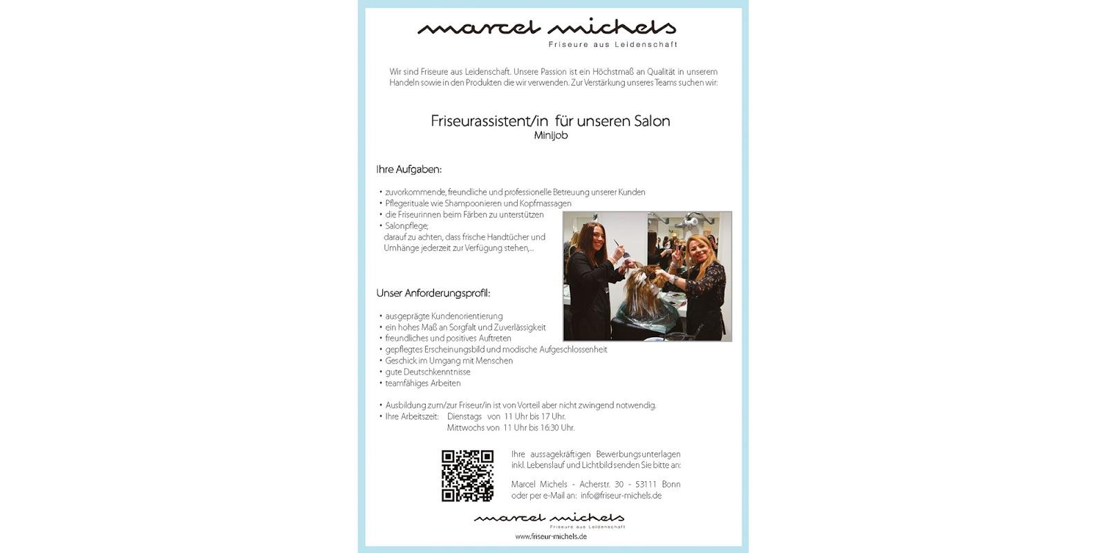 Exklusives Haarschneideseminar Mit Michael Bredtmann Friseur Bonn