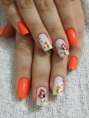 decoracion de uñas mujeres mayores