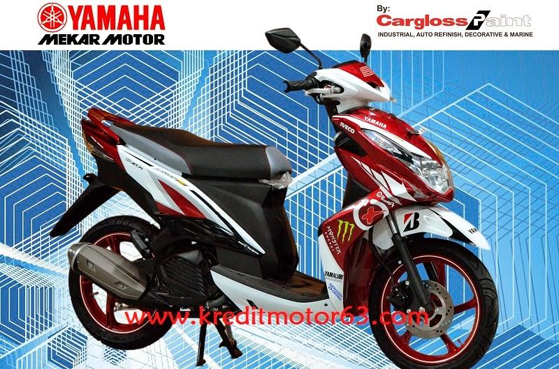 Modifikasi Motor Yamaha Xeon RC
