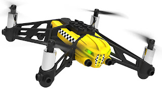 mini drone Travis Parrot