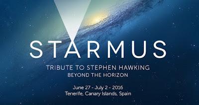 Starmus 2016, noticias de tecnología