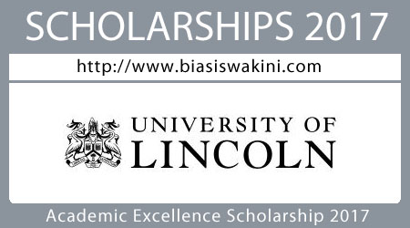 Academic Excellence Scholarship 2017