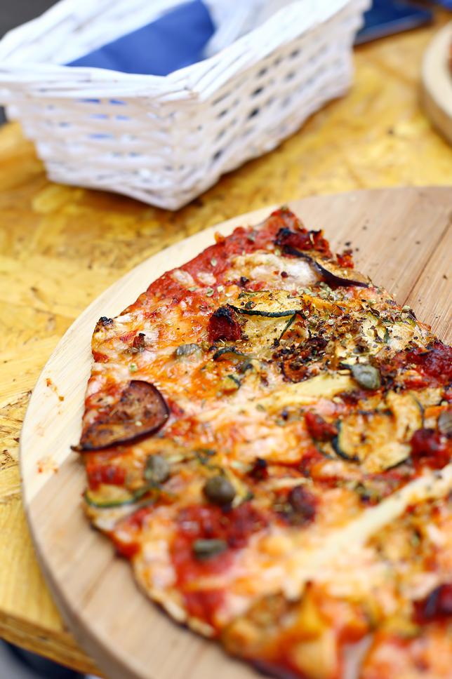 glutenfree vegan vege pizza warsaw