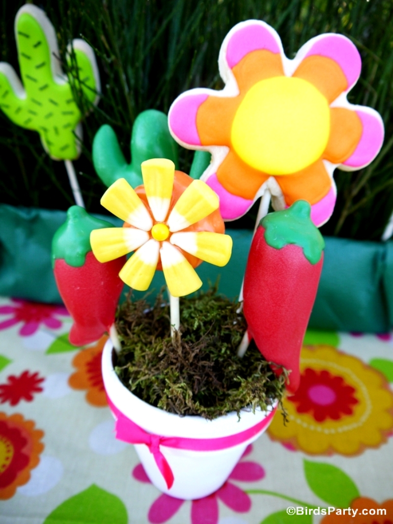 Cinco de Mayo Party Ideas | A Mexican Pinata Themed Fiesta - BirdsParty.com