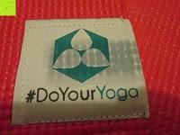 Logo verdreckt: Yogamatte »Annapurna Classic« / Die ideale Yoga- und Gymnastikmatte für Yoga-Einsteiger. Maße: 183 x 61 x 0,3cm, in vielen Farben erhältlich.