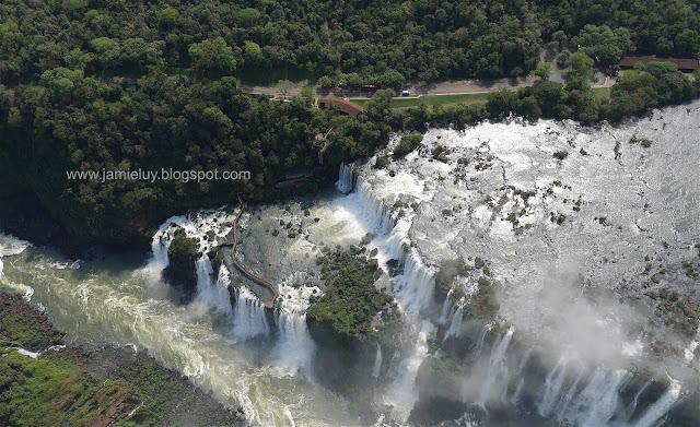 Iguacu Falls, Brazil / Argentina