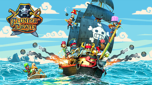 Plunder Pirates For iOS