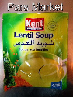 Kent Turkish Brand Soup at Pars Market Columbia Maryland 21045