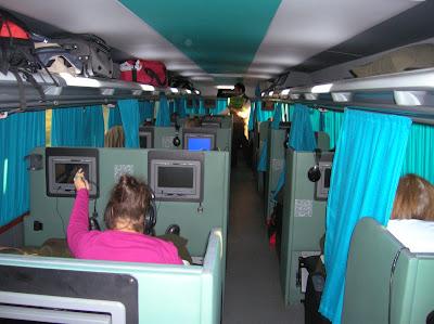 Autobús Tigre de Iguazú, Argentina, vuelta al mundo, round the world, La vuelta al mundo de Asun y Ricardo