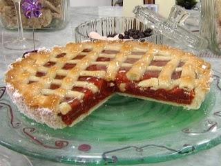 Pasta Frola de membrillo casera