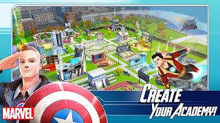 MARVEL Avengers Academy Mod Apk unlocked