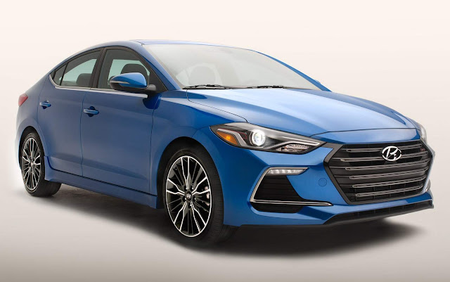 Hyundai Elantra 2017 Sport