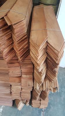 promo atap sirap kayu Ulin Kalimantan