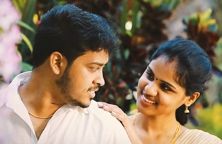 A Love Story – Nithya Sathish By 7&11 Photography, Coimbatore