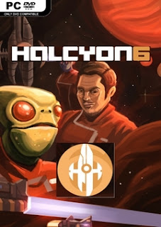 Download Halcyon 6 Starbase Commander v1.0 PC Free