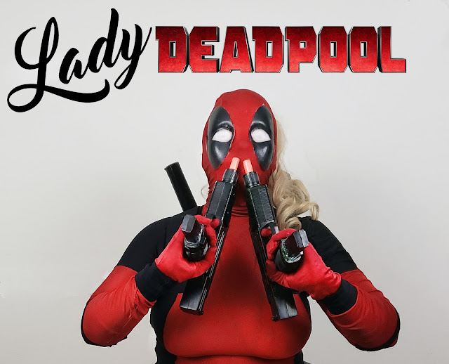 Nerdy Curve Blog | Lady Deadpool