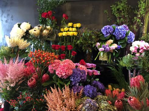 giữ hoa tươi lâu