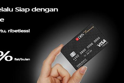 DBS Cashline - Pinjaman Uang Tunai Tanpa Ribet