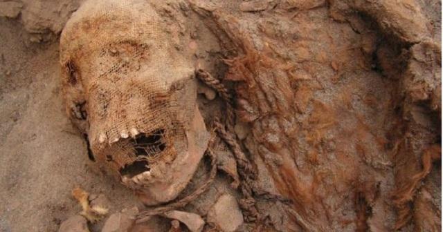 Ανθρωποθυσία 140 παιδιών χωρίς καρδιές ανακαλύφθηκε στο Περού!