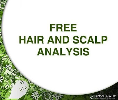 Free Hair And Scalp Analysis From Novuhair