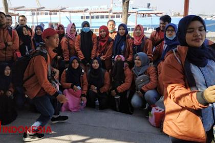 Kembangkan Wisata Bahari, UMG Kirim 50 Mahasiswa ke Pulau Bawean