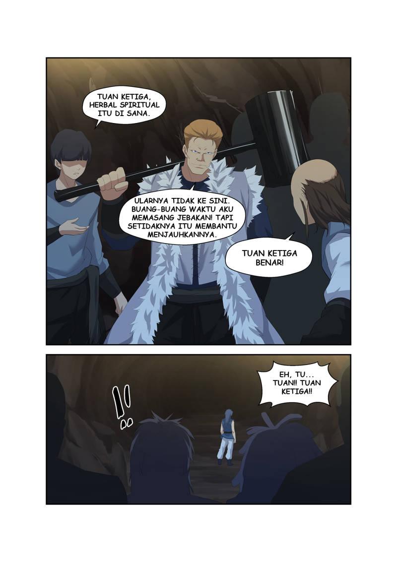 Heaven Defying Sword Bahasa Indonesia Chapter 24