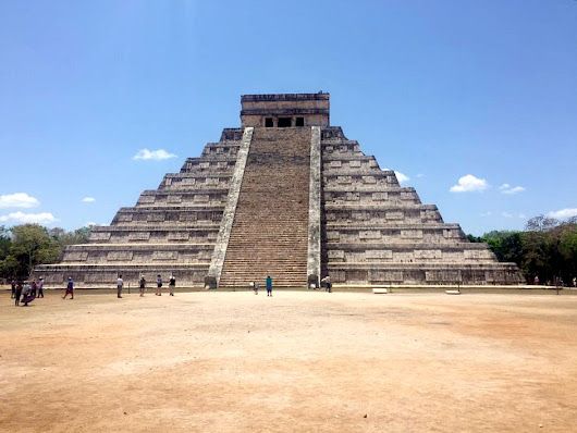 MY MEXICAN ADVENTURE | Day One - Chichen Itza & Merida