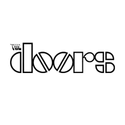 The Doors logo 1967