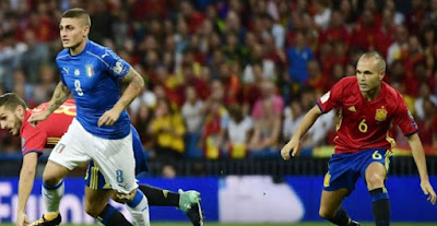Spain 3 vs 0 Italy - Highlights and Goals VIDEO