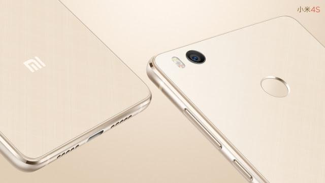 Xiaomi Mi 4s resmi dirilis, harga 3,5 jutaan dengan prosesor Snapdragon 808
