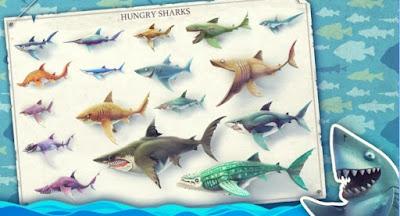 Hungry Shark World New Shark Android