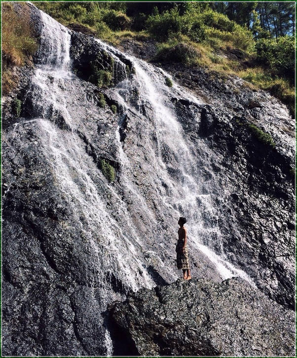 Rute Perjalanan Dan Peta Foto Keindahan Curug Kedondong Buthak Gunungsari - Air Terjun Raksasa Di Karanggayam Kebumen