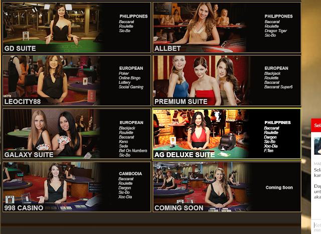 menang telak casino online live