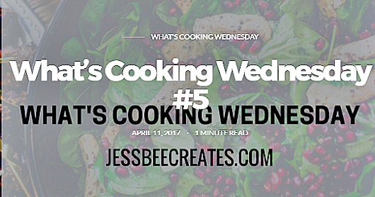 What's Cooking Wednesday