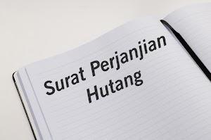 16 Contoh Surat Perjanjian Hutang Piutang Paling Lengkap
