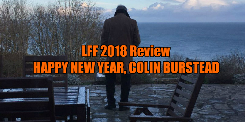 HAPPY NEW YEAR, COLIN BURSTEAD review