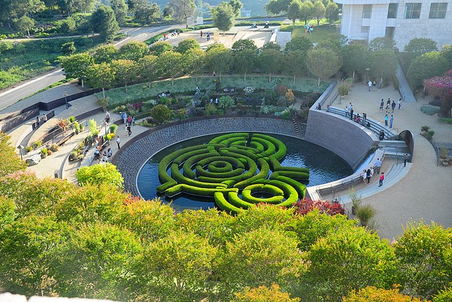 Getty Center em Los Angeles