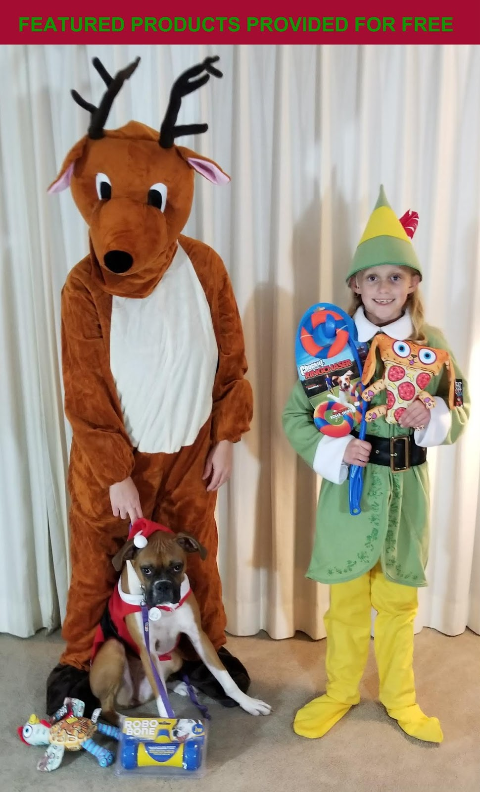 A GEEK DADDY: CHRISTMAS GIFTS FOR DOGS
