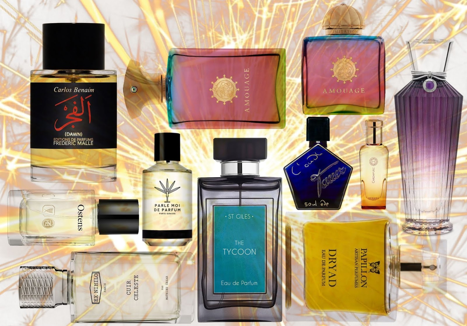 Persolaise A Perfume Blog