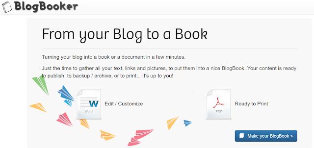 BlogBooker ile Blog Yazılarını Kitap Haline Getirin