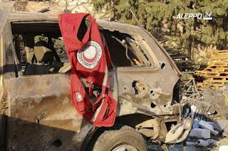 Konvoi Bantuan untuk Ahlus Sunnah Diserang Beberapa Saat Gencatan Senjata Suriah Berakhir