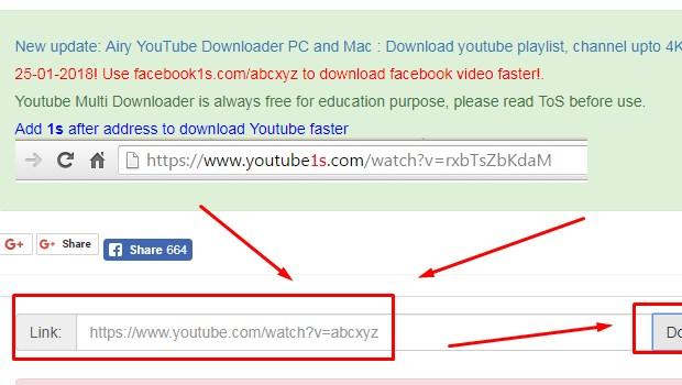 YouTube Multi Downloader Untuk  Download Video Youtube 2019