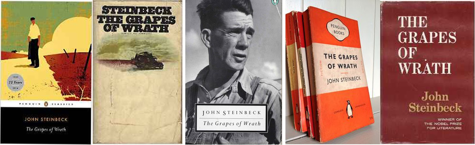 after the grapes of wrath essays on john steinbeck Item Preview