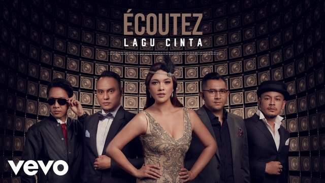 Lirik Lagu Ecoutez - Lagu Cinta